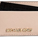 Michael Kors 'Jet Set' Card Holder ($38)