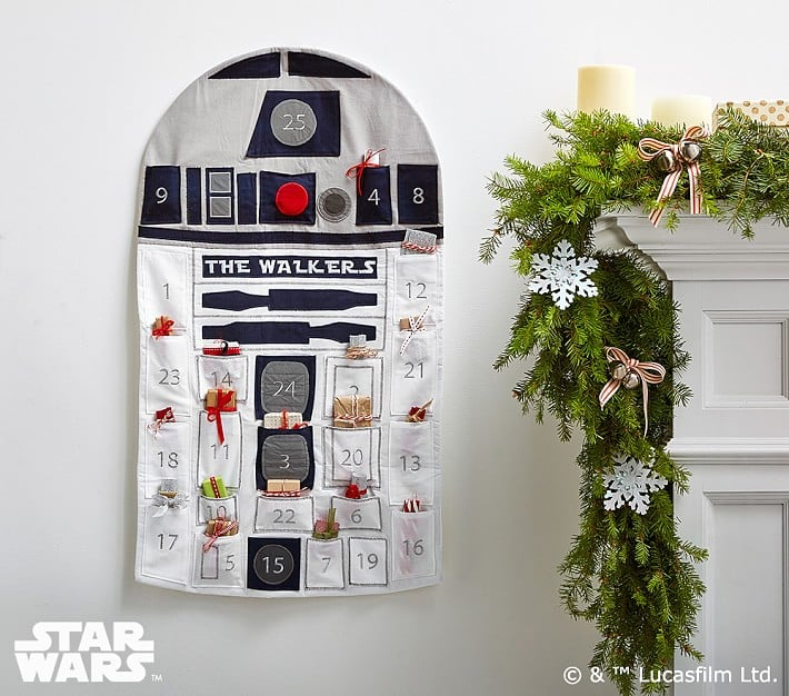 Star Wars R2-D2 Advent Calendar