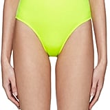 Solid & Striped Yellow 'The Anne-Marie' Swimsuit