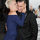 Pink and Carey Hart: 12 Years
