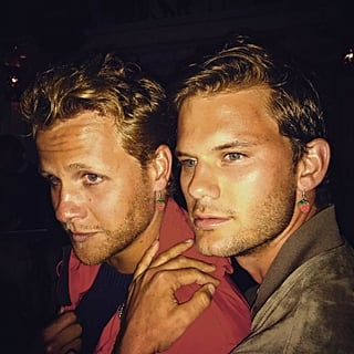 Josh Dylan and Jeremy Irvine Photos