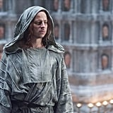 Will Arya complete her training with Jaqen H'Ghar (Tom Wlaschiha)?