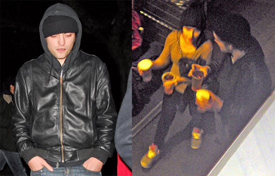 Photos of Robert Pattinson on a Night Out in London