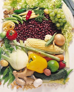 Quiz About Fruit and Vegetable Intake