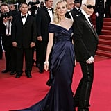 Oh la la! The duo hit the 2007 Cannes Film Festival red carpet together.