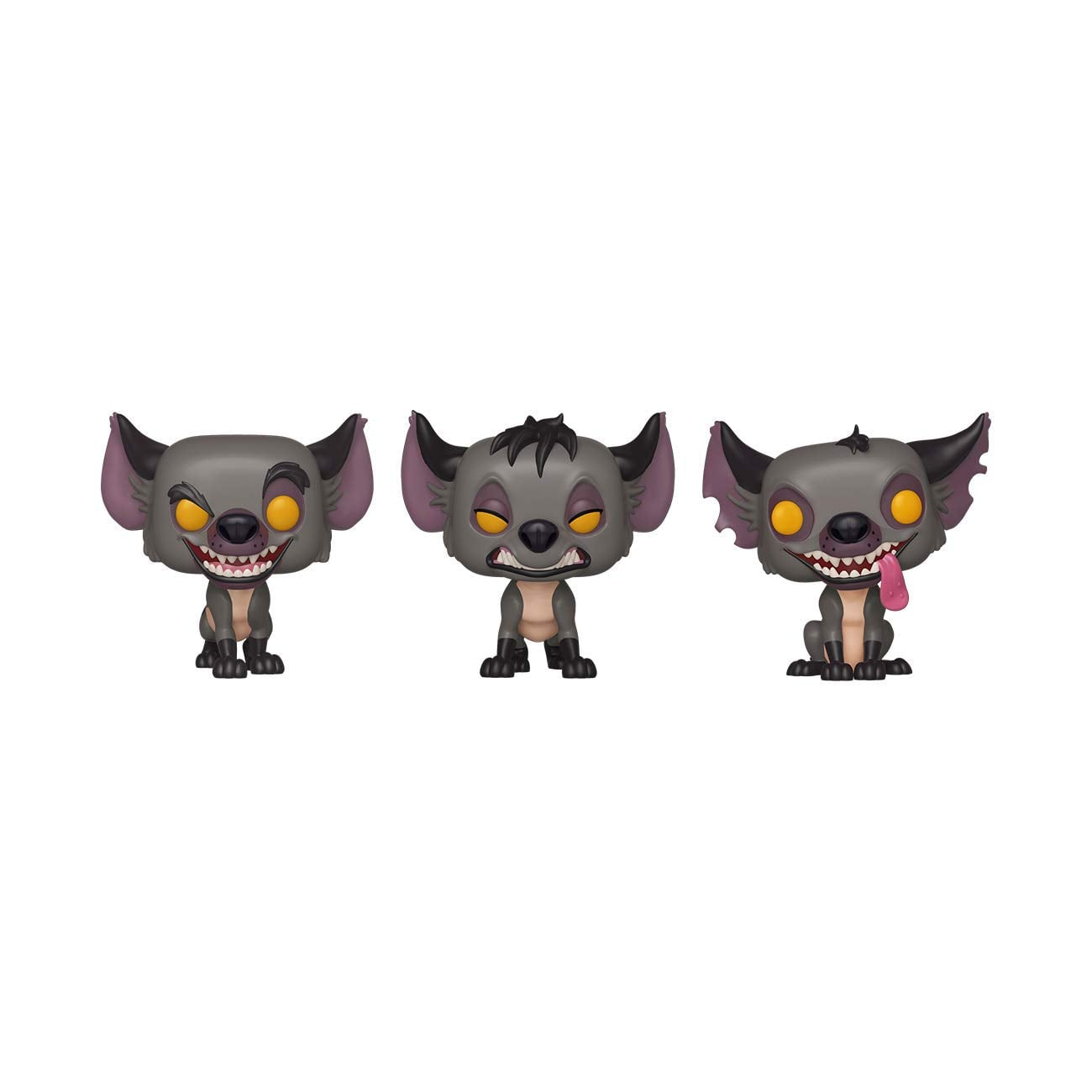Funko Is Releasing a Threesome of Pops For the Hyenas From The Lion King, and Cue the Ridiculous Laughter