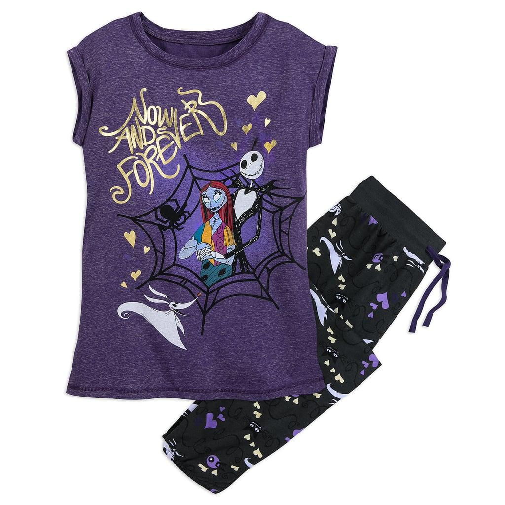 The Nightmare Before Christmas Adult PJ Set | Disney Halloween ...