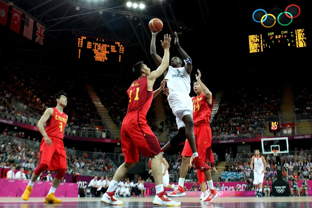 Highlights of the 2012 London Olympics