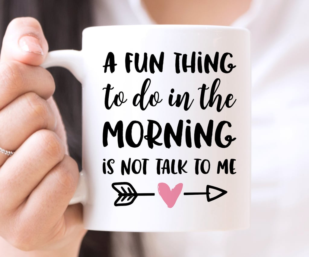 """A Fun Thing"" Mug"