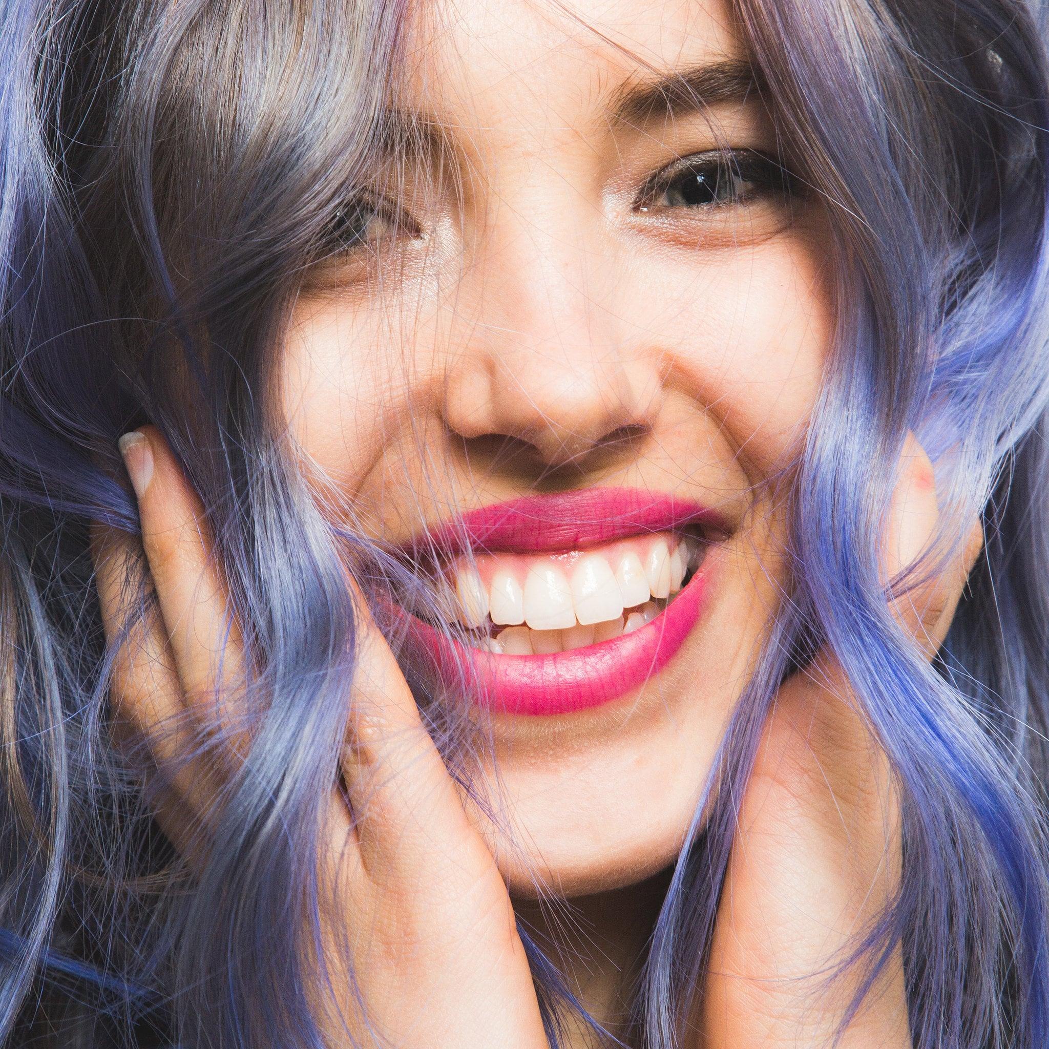 How To Get Rainbow Hair Popsugar Beauty