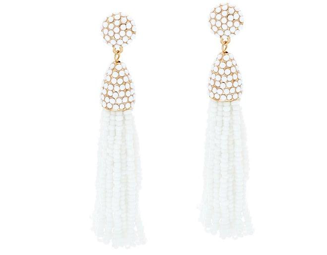 BaubleBar Women's Pinata Tassel Earrings