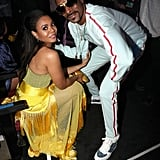 Pictured: Regina Hall and Snoop Dogg