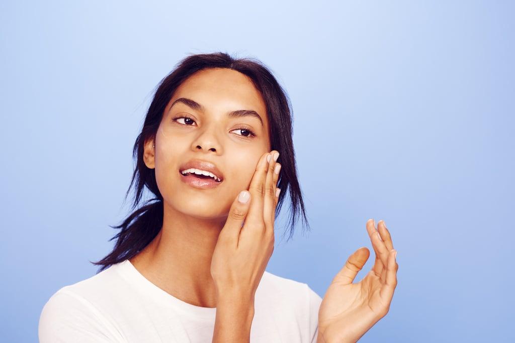 Latina facial cleanser