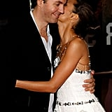 Thandie Newton and Ol Parker at the London Film Festival, 2008