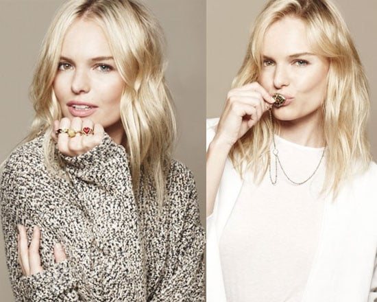 Kate Bosworth and Cher Coulter of JewelMint Share Their Valentine's Day Jewelry Picks