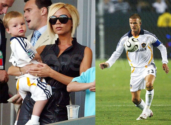 Beckham Scores A Gooooooooooaaaaaaaaaallllll