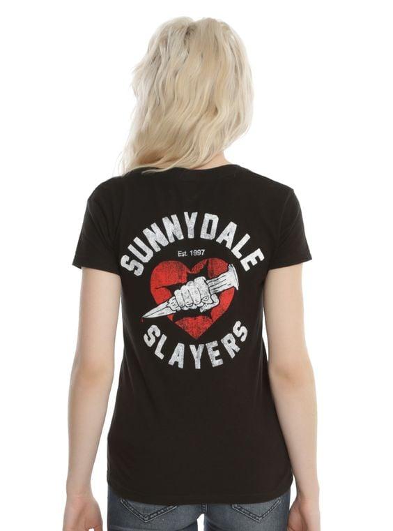BTVS Sunnydale Slayers Girls Shirt ($16, originally $23)