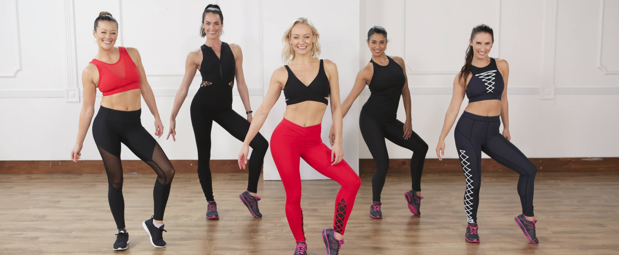 45-Minute Dance Cardio Workout