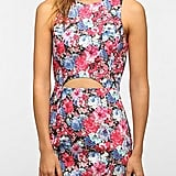 We love that the subtle cutout on this Lush cutout floral shift ($59) feels cool (and not too sexy) — and rings in under $60!