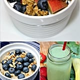 Low-Calorie, High-Protein Breakfast Ideas