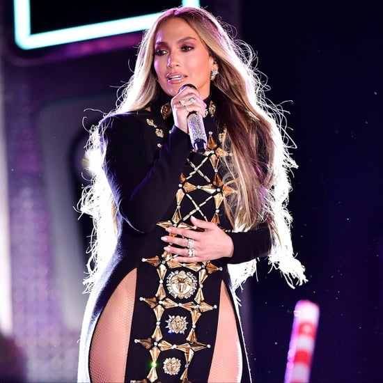 Jennifer Lopez Ni Tu Ni Yo First Performance