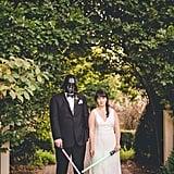 Korean Star Wars Wedding