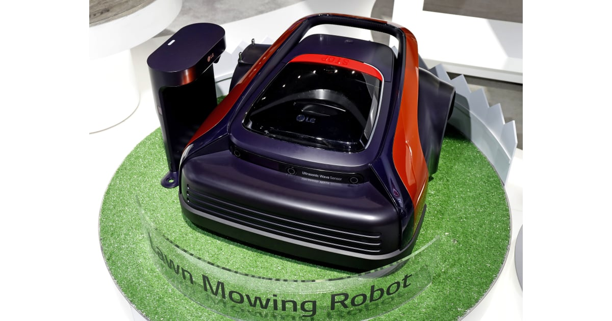 LG Lawn Mowing | Smart Gadgets For Home