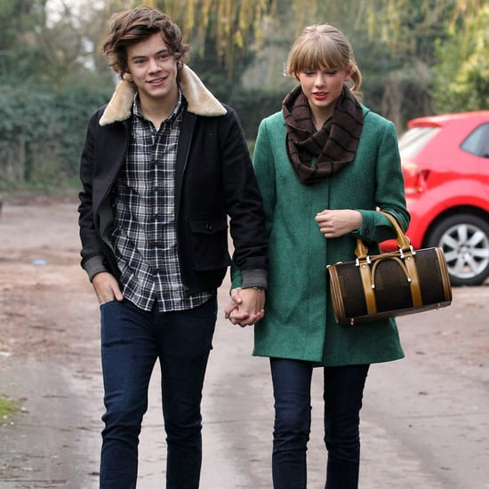 Harry Styles Talks About Taylor Swift