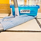 Homemade Floor Wipes