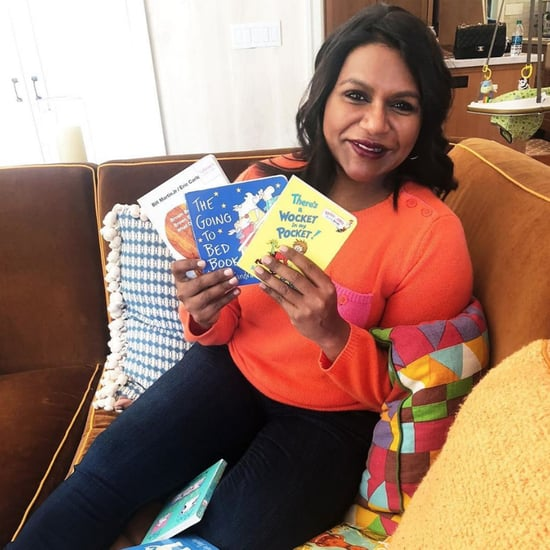 Mindy Kaling's Favourite Board Books For Babies