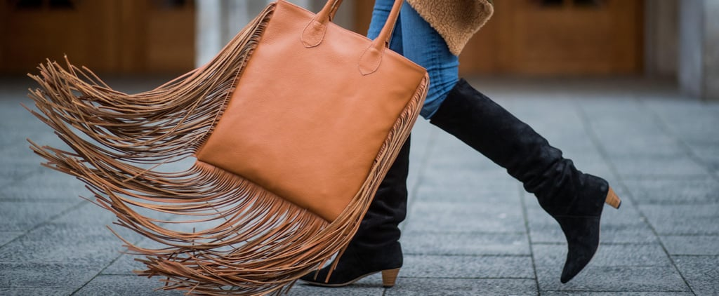Best Fringed Bags 2018