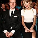 When he and Taylor made their parents proud.