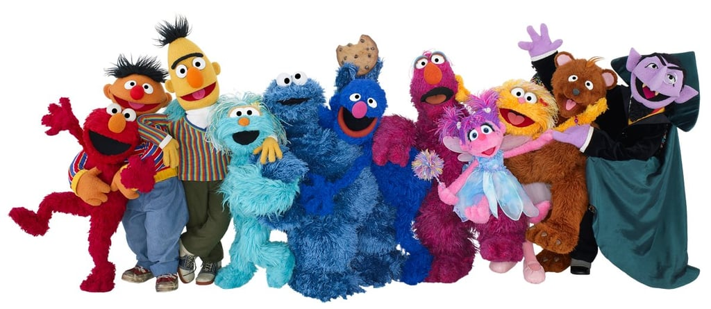 Which Sesame Street Character Are You Popsugar Family