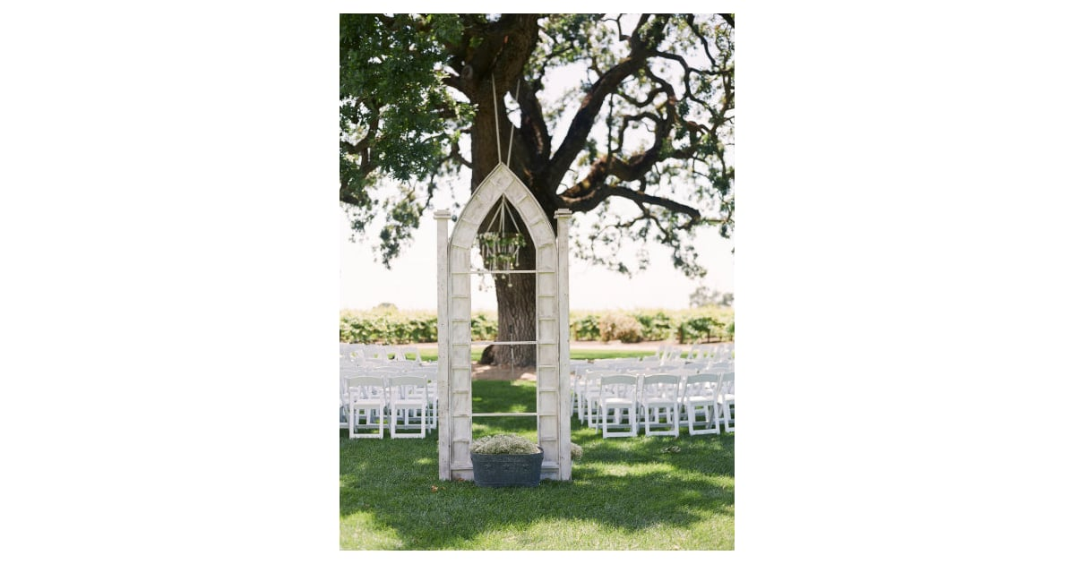Create Your Own Quot Outdoor Chapel Quot With Standing Arches At