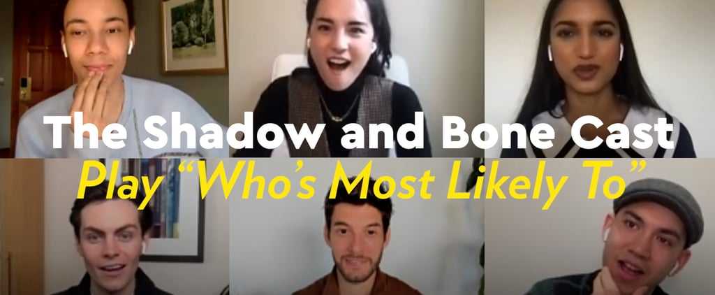 Shadow and Bone Video Interview
