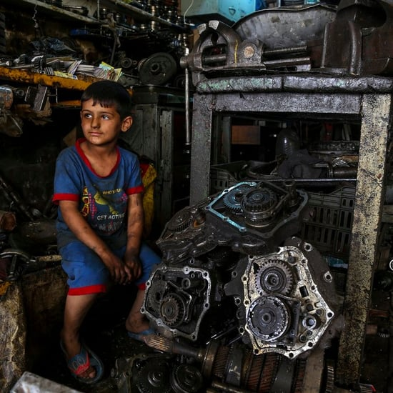 UNICEF Report on Children in The Middle East