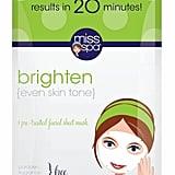 Miss Spa Brighten Even Skin Tone Facial Sheet Mask