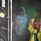 "September: JAY-Z Led a ""Happy Birthday"" Serenade For Beyoncé at Budweiser's Made in America Festival"