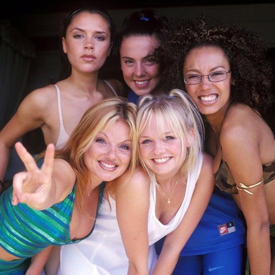 Spice Girls Exhibition London