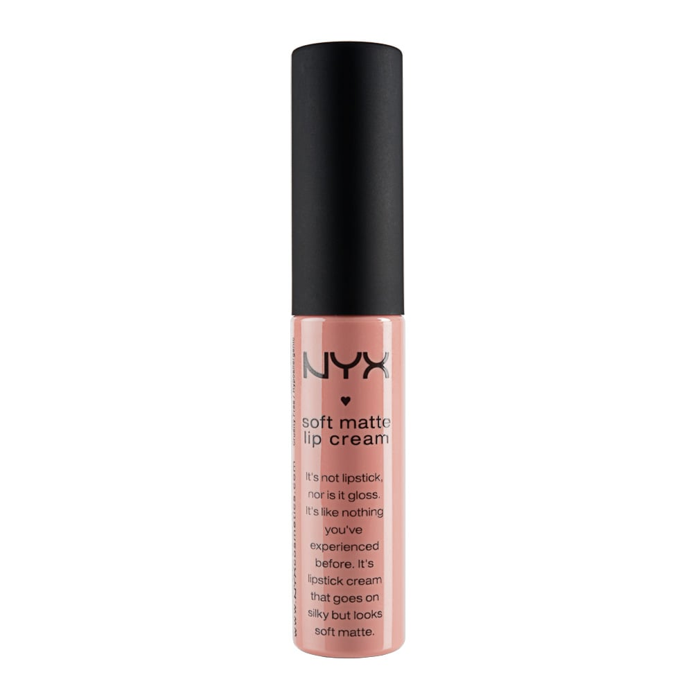 NYX Cosmetics Soft Matte Lip Cream in Stockholm ($6)