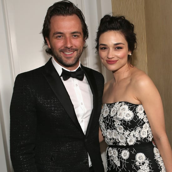 Darren McMullen and Crystal Reed at Costume Designers Guild
