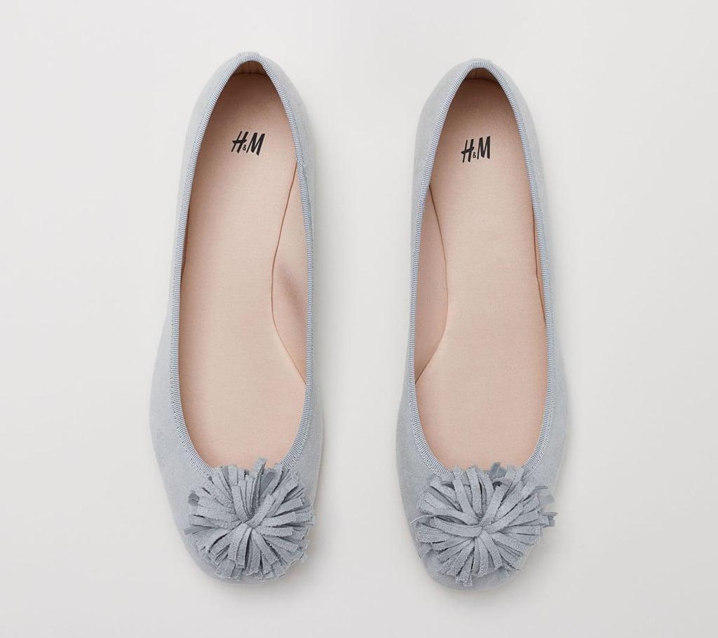 9fad0ddc0cf H M Ballet Flats