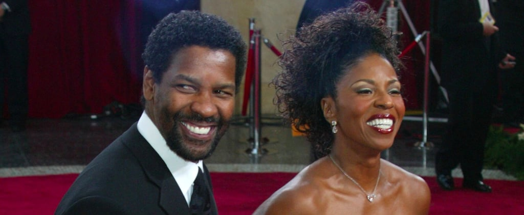 Denzel and Pauletta Washington's Cutest Pictures