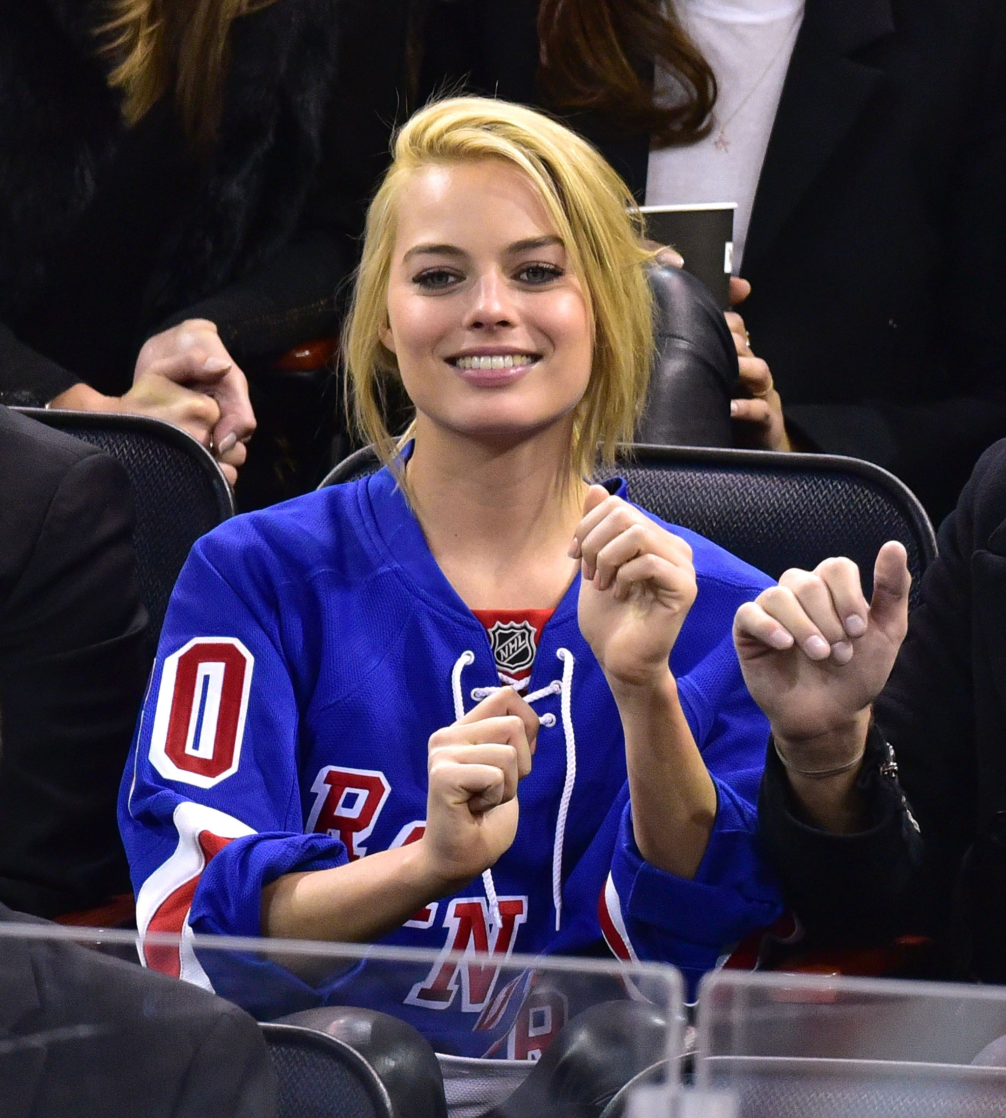 Celebrity & Entertainment | Margot Robbie Was Having the ...