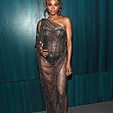 Ciara at the Vanity Fair Oscars Afterparty 2020