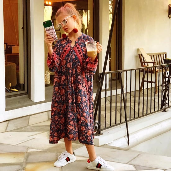 Busy Philipps Daughter Birdie Halloween Costume 2017
