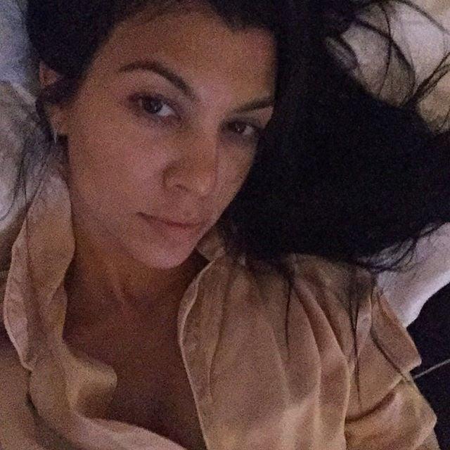 Kourtney Kardashian's Hottest Instagram Pictures ... - photo#24