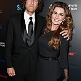Shania Twain and Frédéric Thiébaud