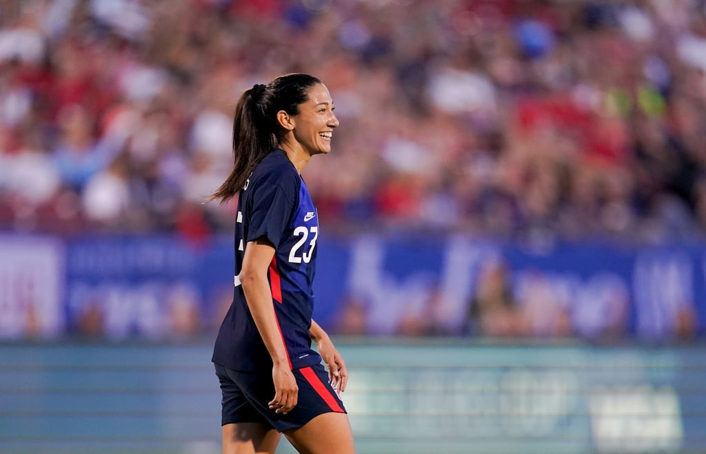 7 Fun Facts About USWNT Standout Christen Press