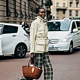 Flattering Spring Trend: Plaid Pants